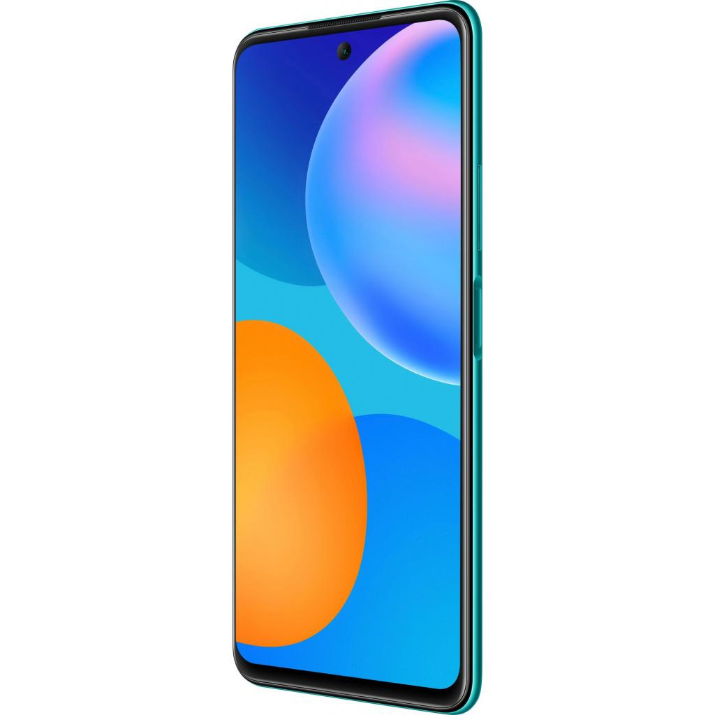 Мобільний телефон Huawei P Smart 2021 4/128Gb NFC Crush Green (51096ADV) зображення 6
