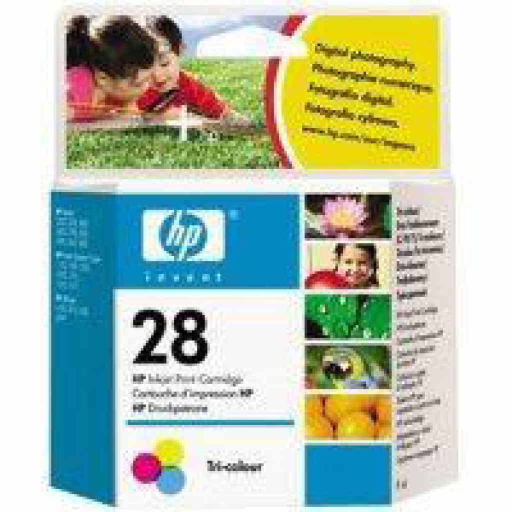 Картридж HP DJ No. 28 Color (C8728AE)