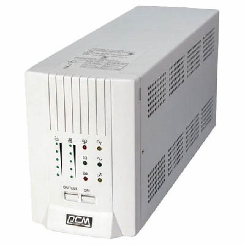Источник бесперебойного питания SMK-1000A-LCD Powercom (00210038)