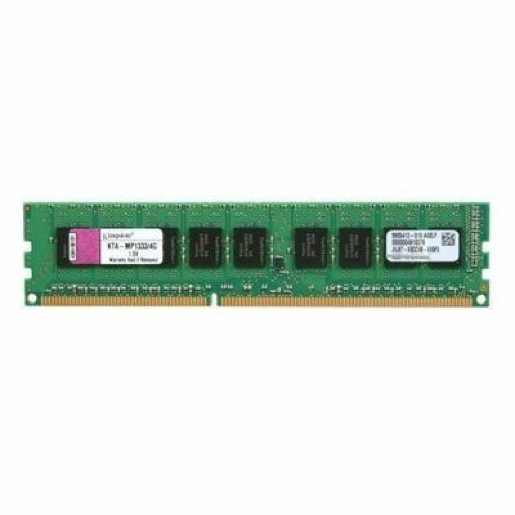 Модуль памяти для сервера DDR3 4096Mb Kingston (KTD-PE313S/4G)