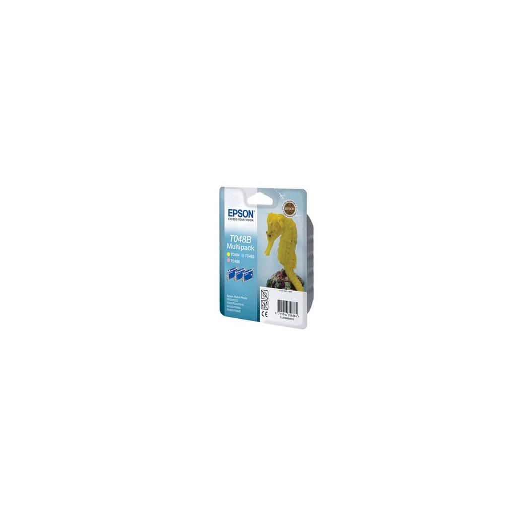 Картридж EPSON R200/300 bundle (C13T048B4010)