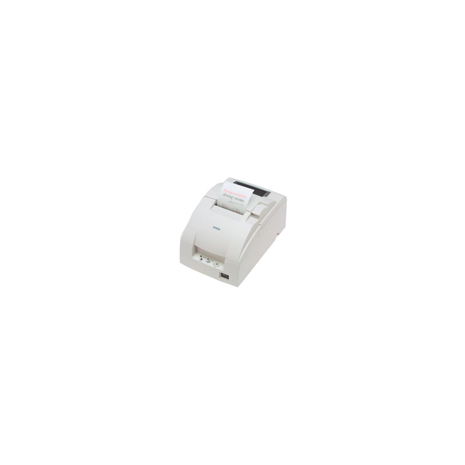 Принтер чеков TM-U220PA-057(067) LPT I/F EPSON (C31C516057)