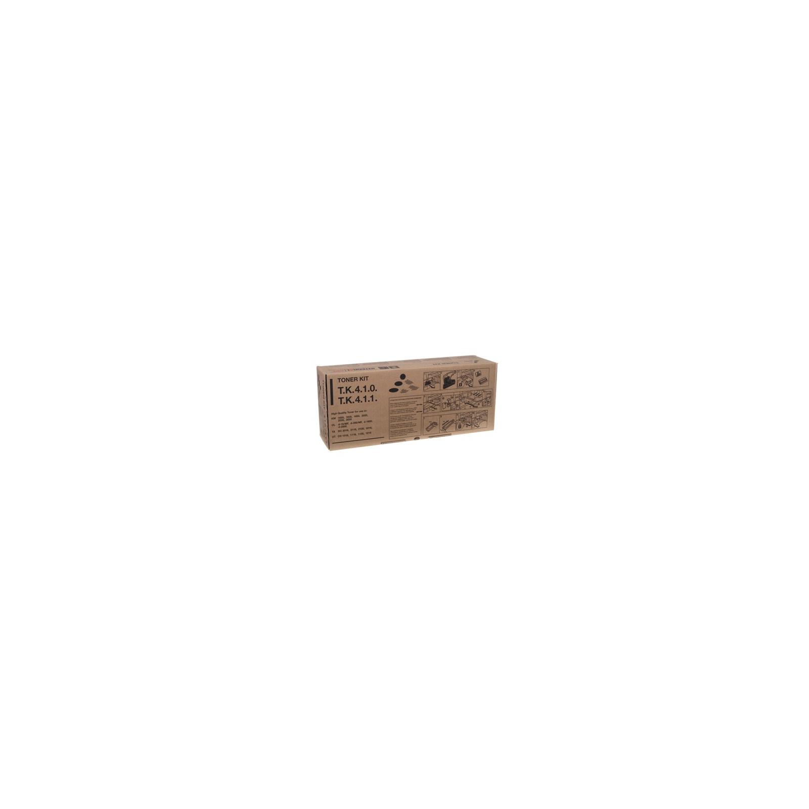 Тонер Kyocera TK-410 (туба 870г) Integral (12100017)