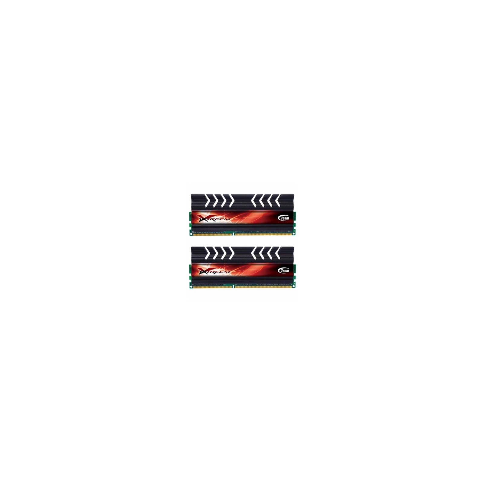 Модуль памяти для компьютера DDR3 8GB (2x4GB) 2600 MHz Team (TXD38G2600HC10QDC01)