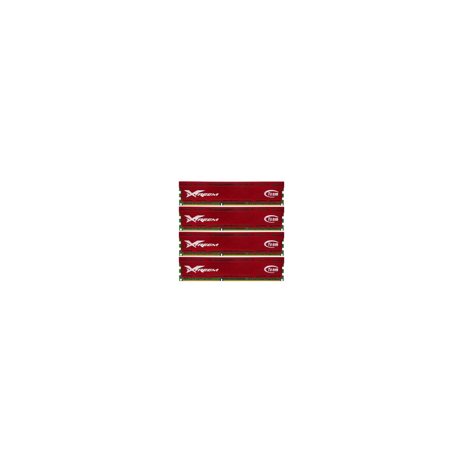 Модуль памяти для компьютера DDR3 16GB (4x4GB) 2133 MHz Team (TLD316G2133HC11AQC01)