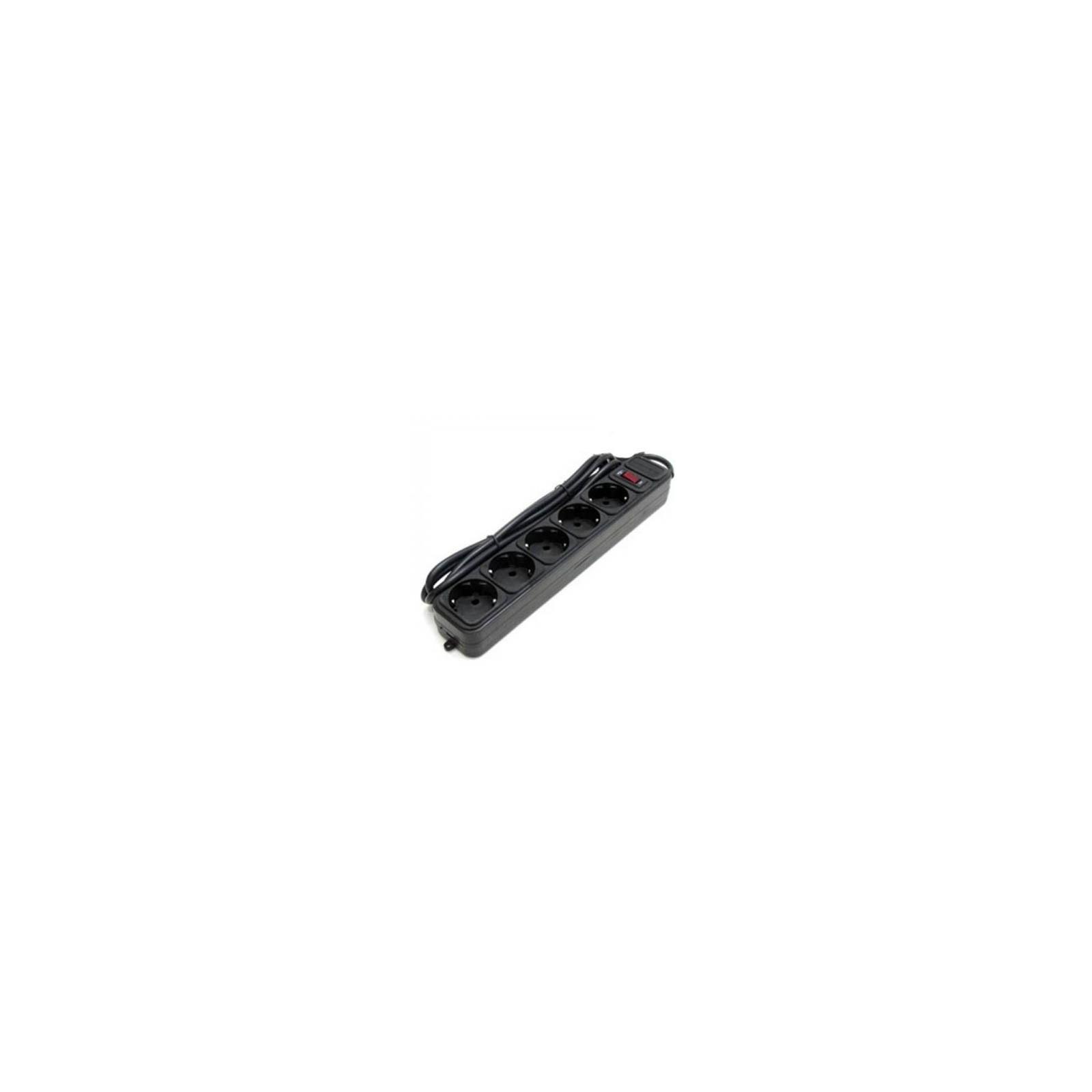 Сетевой фильтр питания GEMIX Surge protector 1.8m (Gemix 1.8m B)