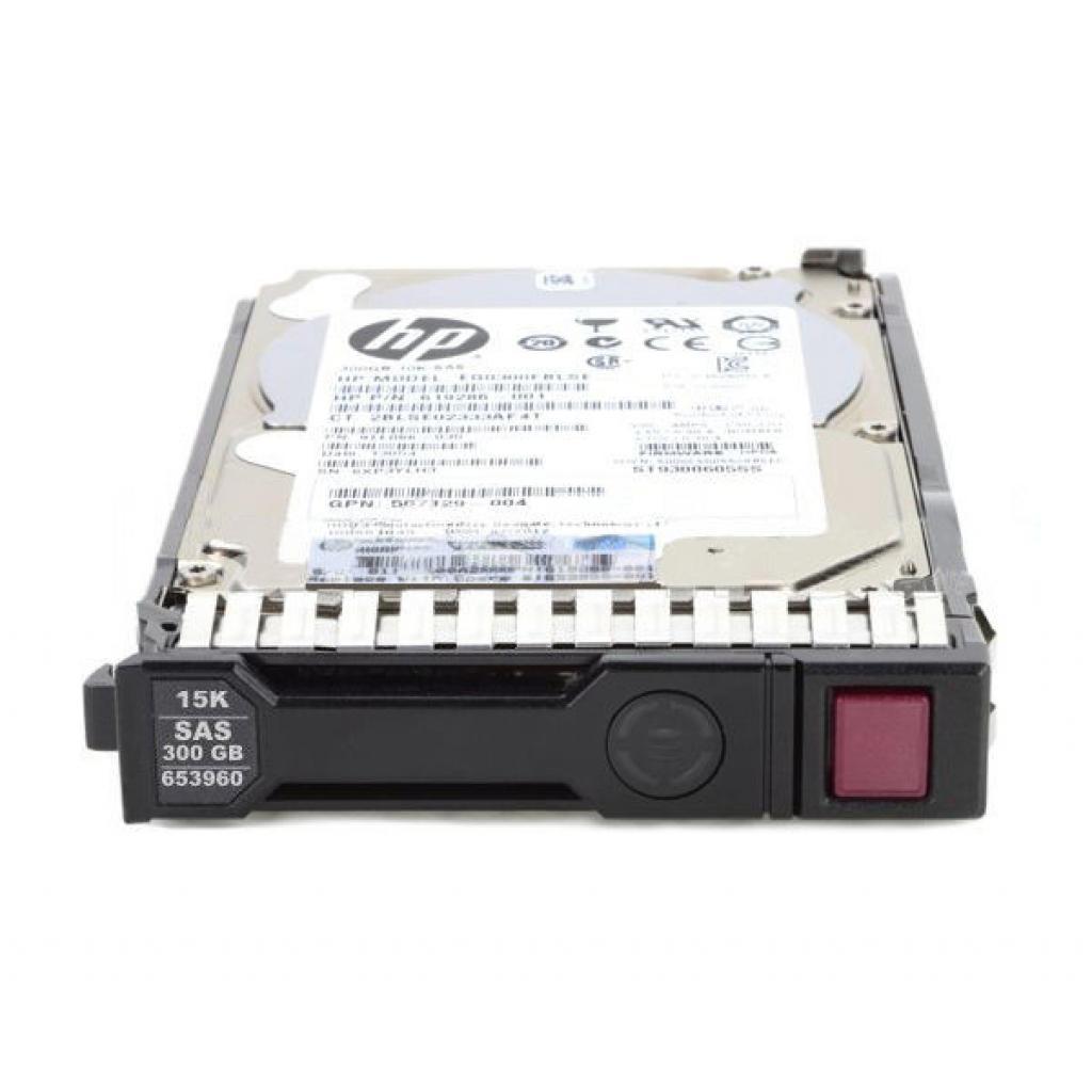 Жесткий диск для сервера HP 300GB (652611-B21)