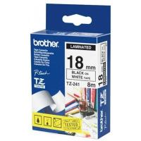 Лента для принтера этикеток Brother TZE241
