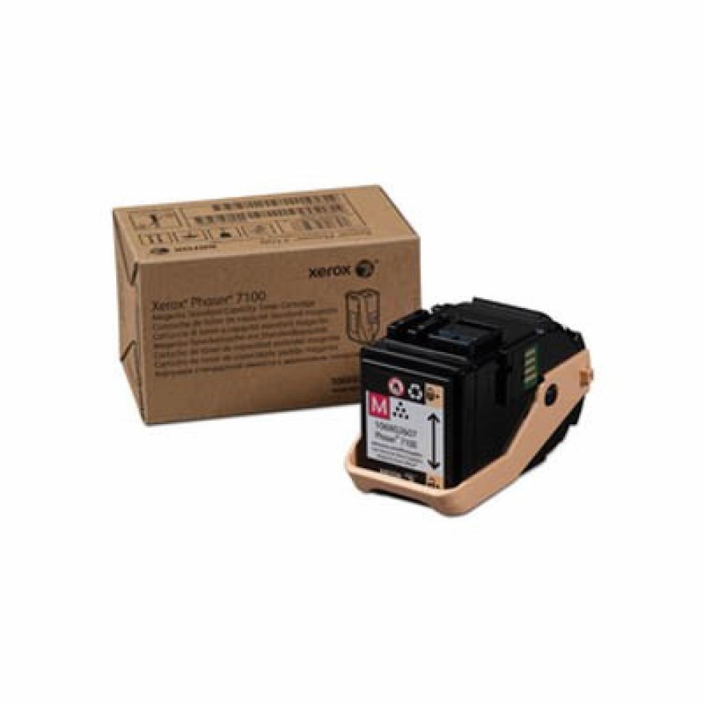 Тонер-картридж XEROX PH7100 Magenta (106R02607)