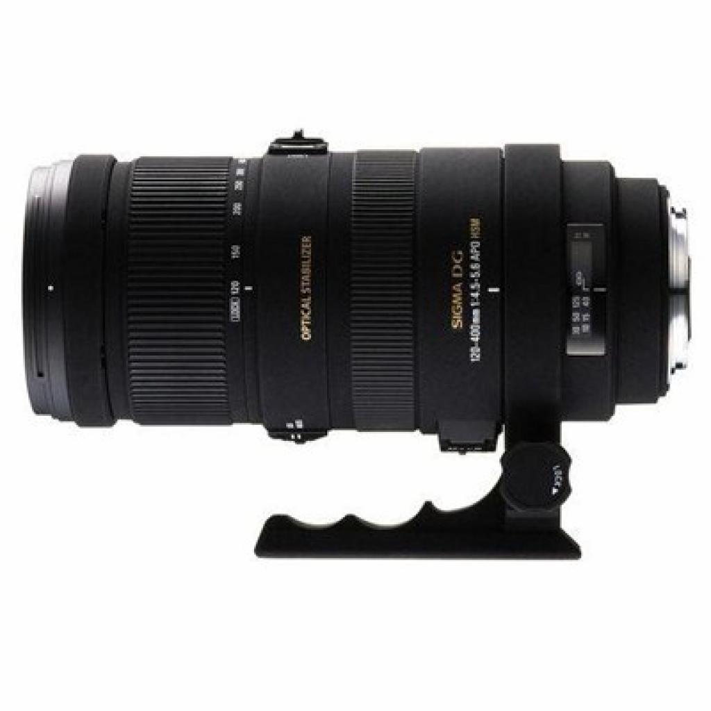 Объектив Sigma 120-400mm f/4.5-5.6 APO DG OS for Canon (728954)