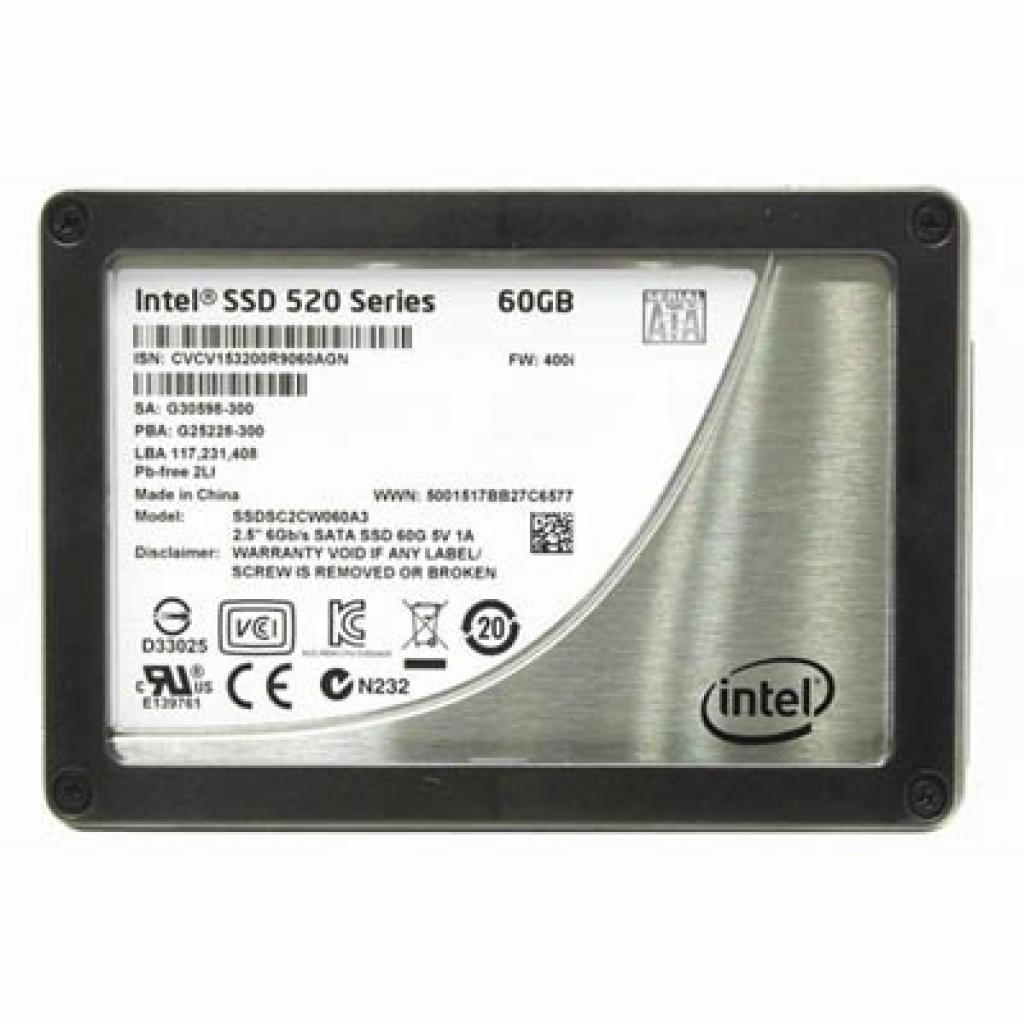 "Накопитель SSD 2.5""  60GB INTEL (SSDSC2CW060A310)"