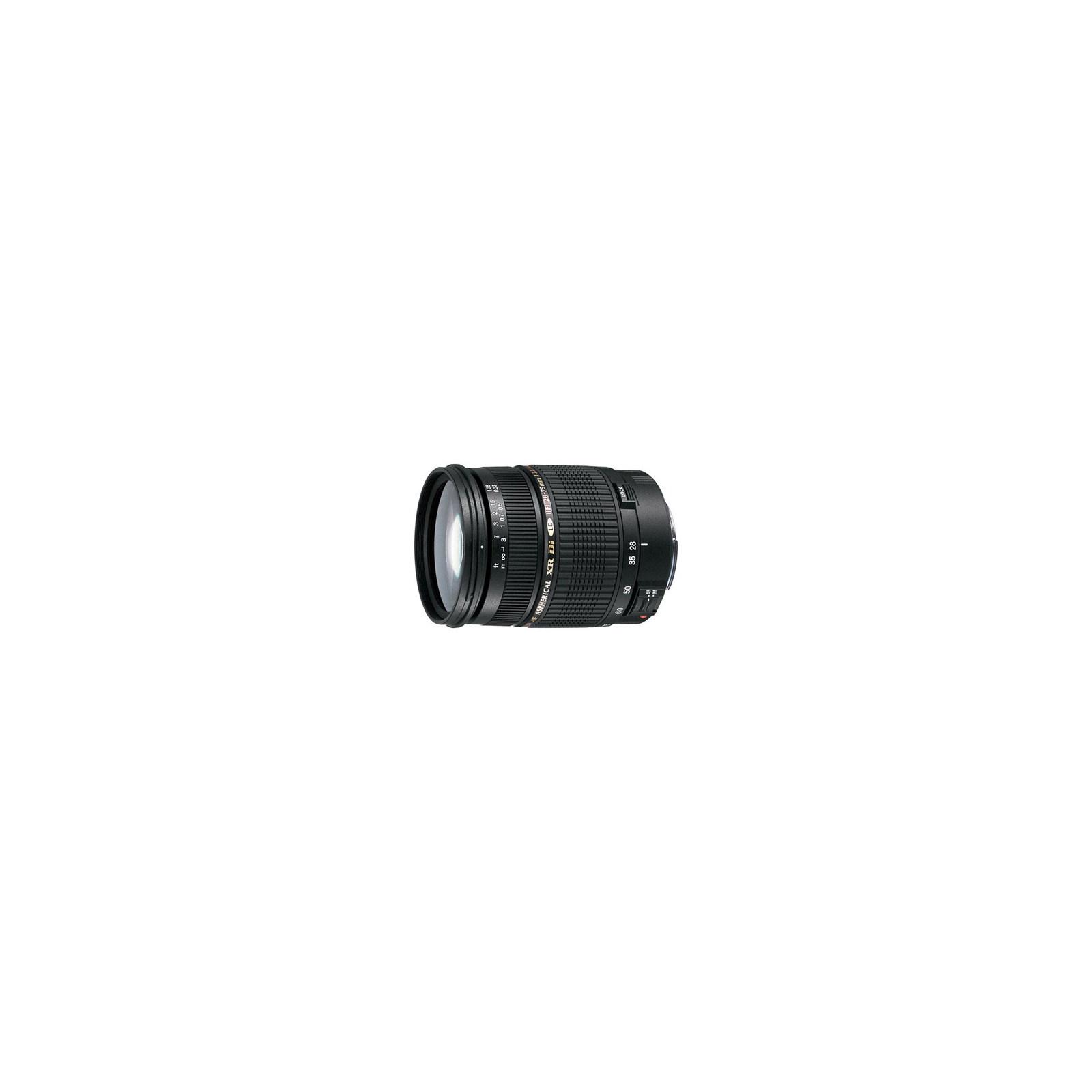 Объектив Tamron AF SP 28-75 f/2.8 Di XR LD Asp. (IF) macro for Nikon (AF 28-75mm for Nikon)