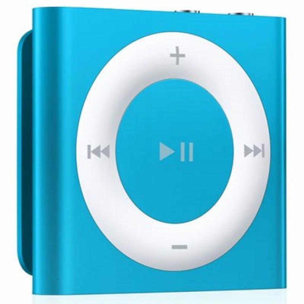 mp3 плеер Apple iPod Shuffle 2GB Blue (MD775RP/A)