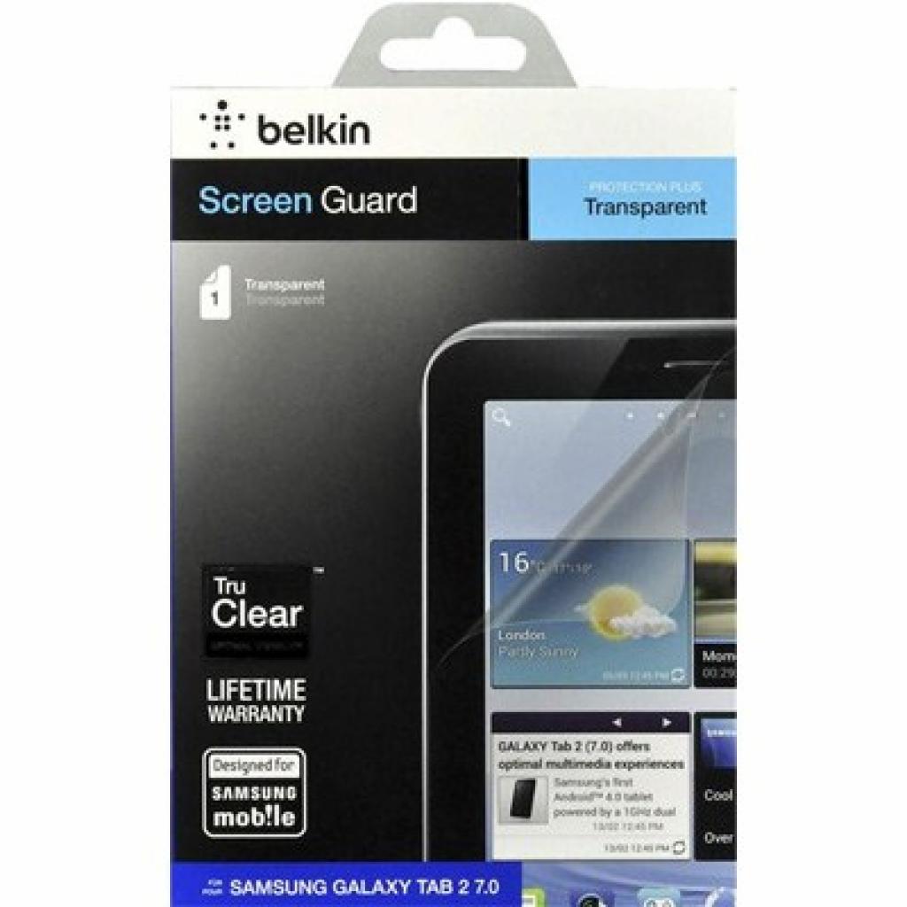 Пленка защитная Belkin Samsung Galaxy Tab2 7.0 (F8N840cw)