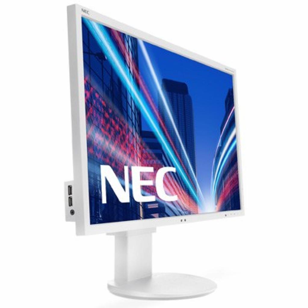 Монитор NEC EA244WMi white изображение 3