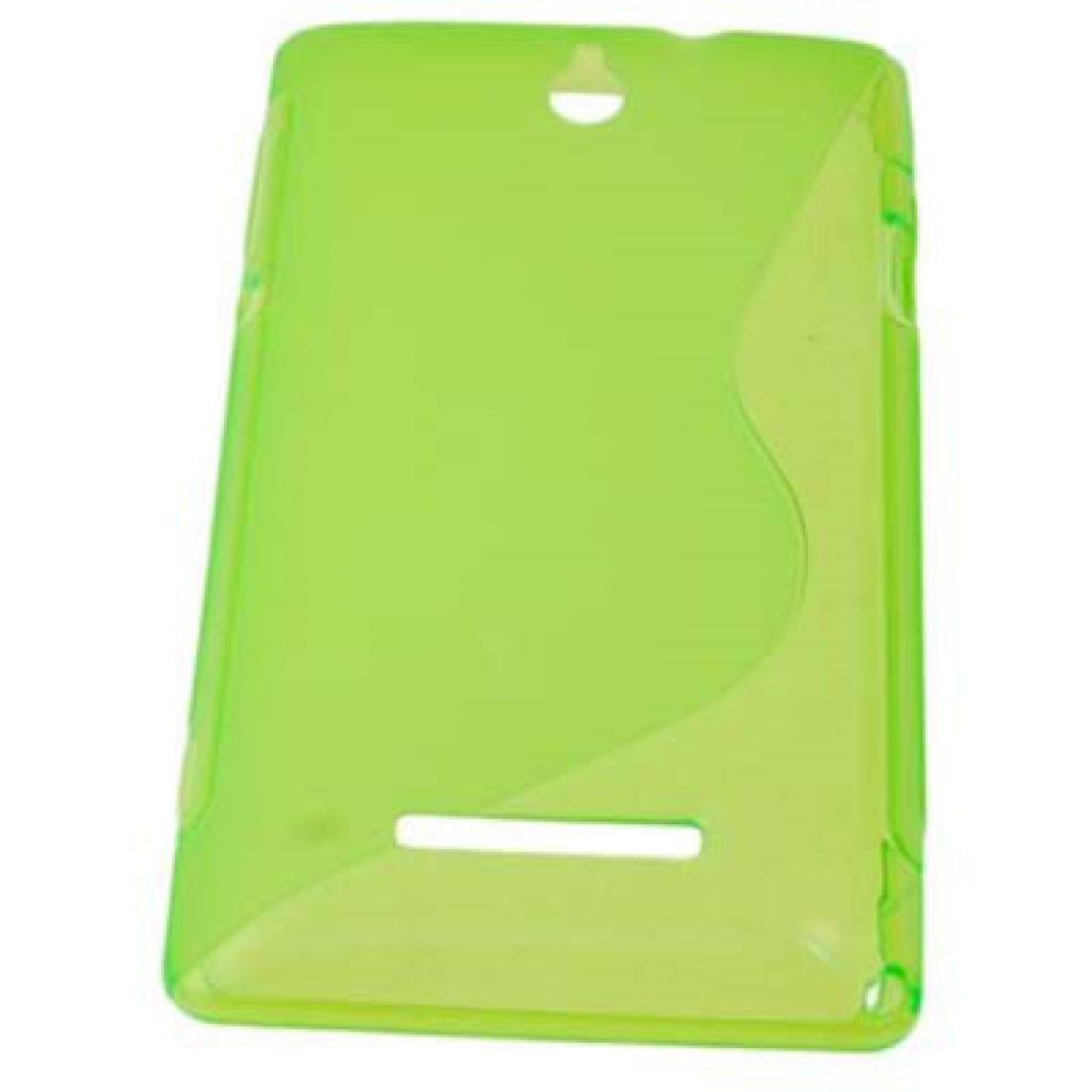 Чехол для моб. телефона Drobak для Sony C1605 Xperia E /Elastic PU (212268)