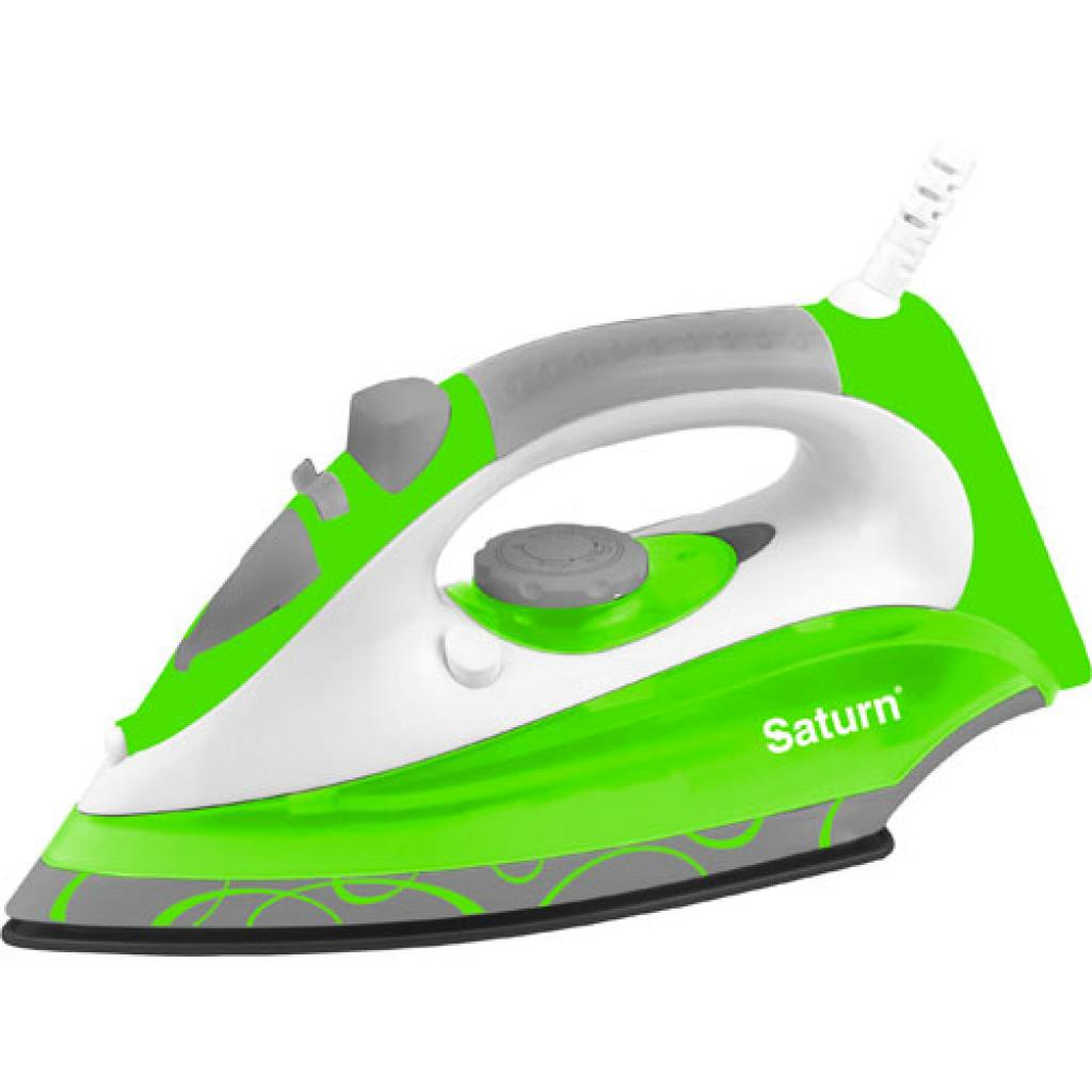 Утюг SATURN ST-CC0217 green