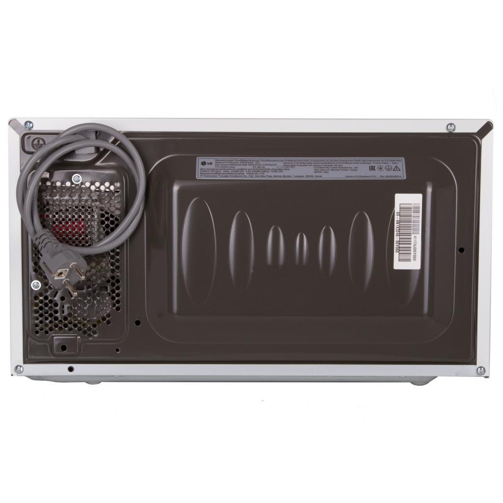 Микроволновая печь LG MS-2022D (MS2022D) изображение 4