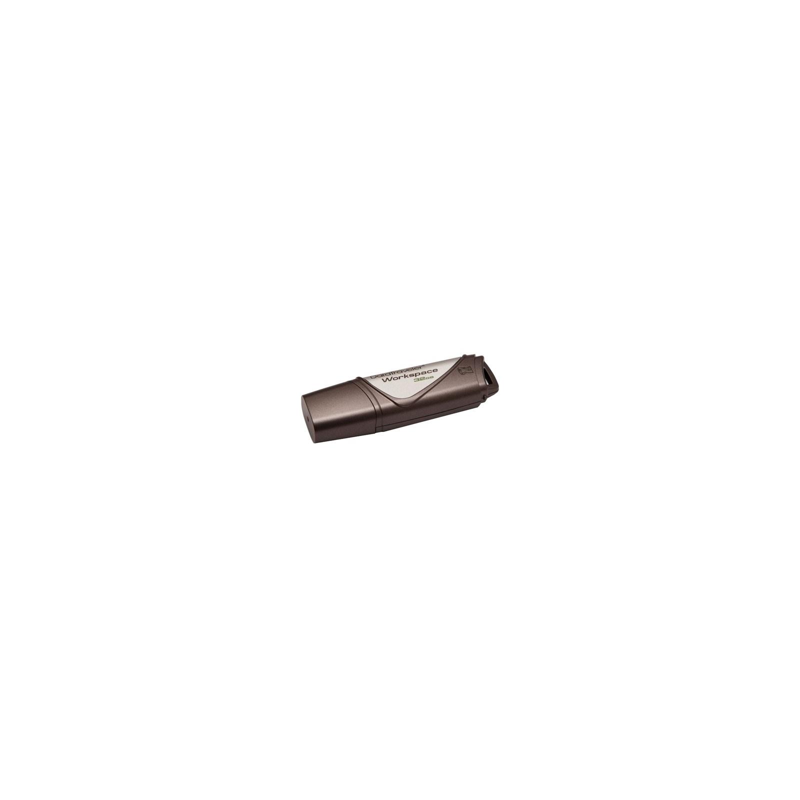 USB флеш накопитель Kingston 32Gb DataTraveler Workspace (DTWS/32GB)
