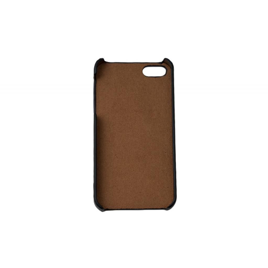 Чехол для моб. телефона Drobak для Apple Iphone 5 /Stylish plastic/Black (210226) изображение 2