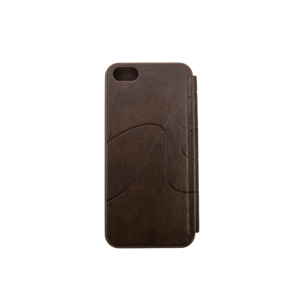 Чехол для моб. телефона Drobak для Apple Iphone 5 /Oscar Style Brown (210250) изображение 3