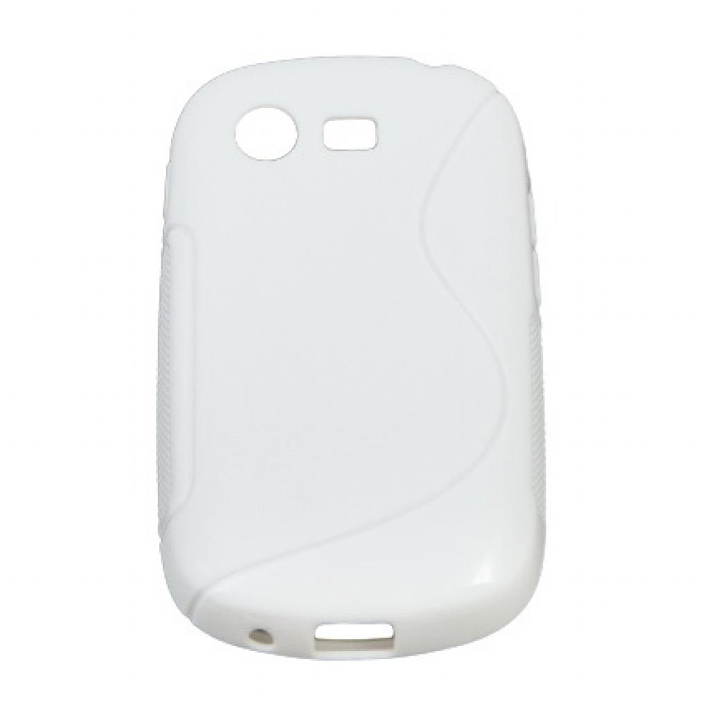 Чехол для моб. телефона Drobak для Samsung S5282 Galaxy Star /Elastic PU/White (215216)