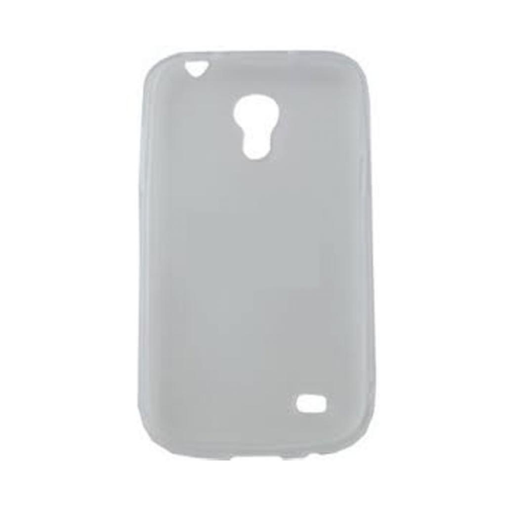 Чехол для моб. телефона Drobak для Samsung I9192 Galaxy S4 mini/ElasticPU/WhiteClear (216040) изображение 2