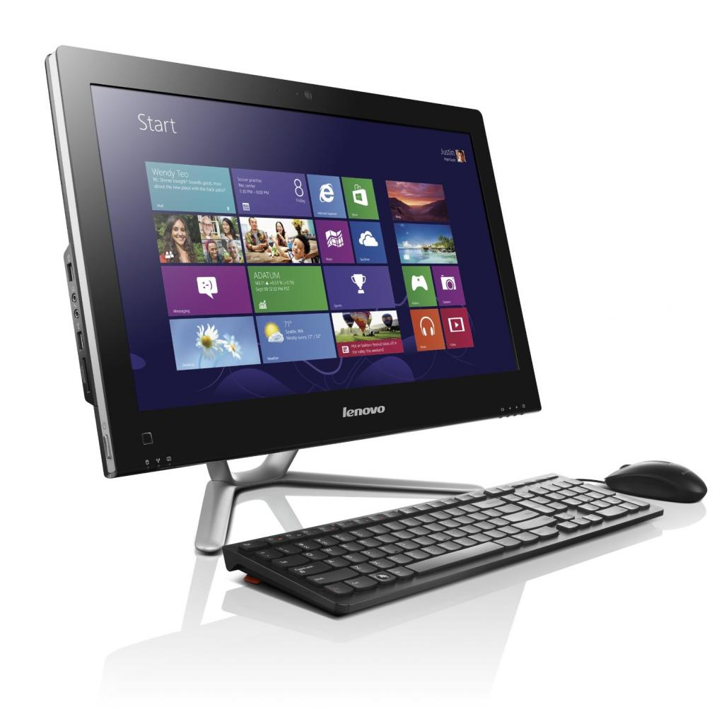 Компьютер Lenovo Essential C440 (57-319818 / 57319818)