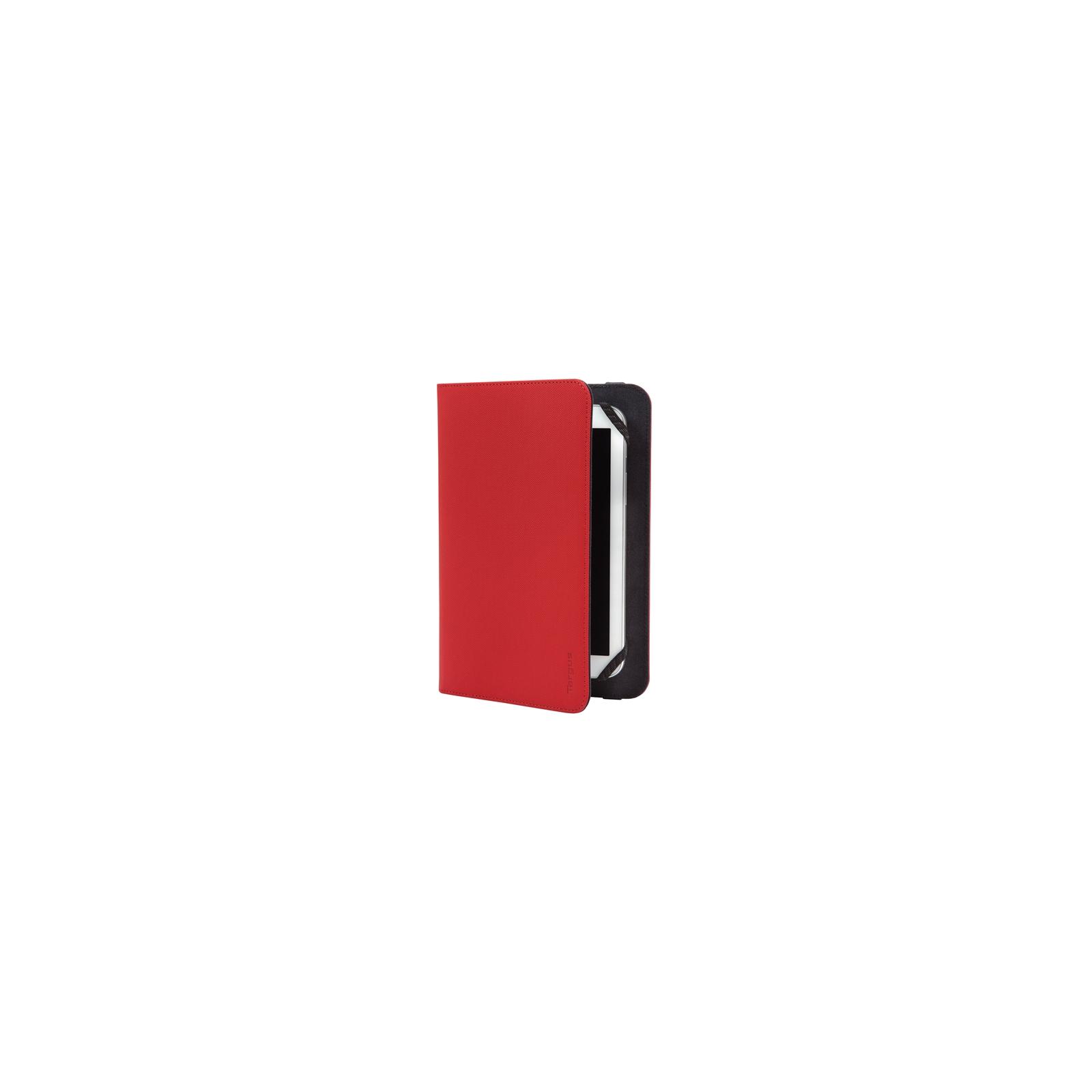 "Чехол для планшета Targus 7-8"" Universal RED stand (THZ33301EU) изображение 2"
