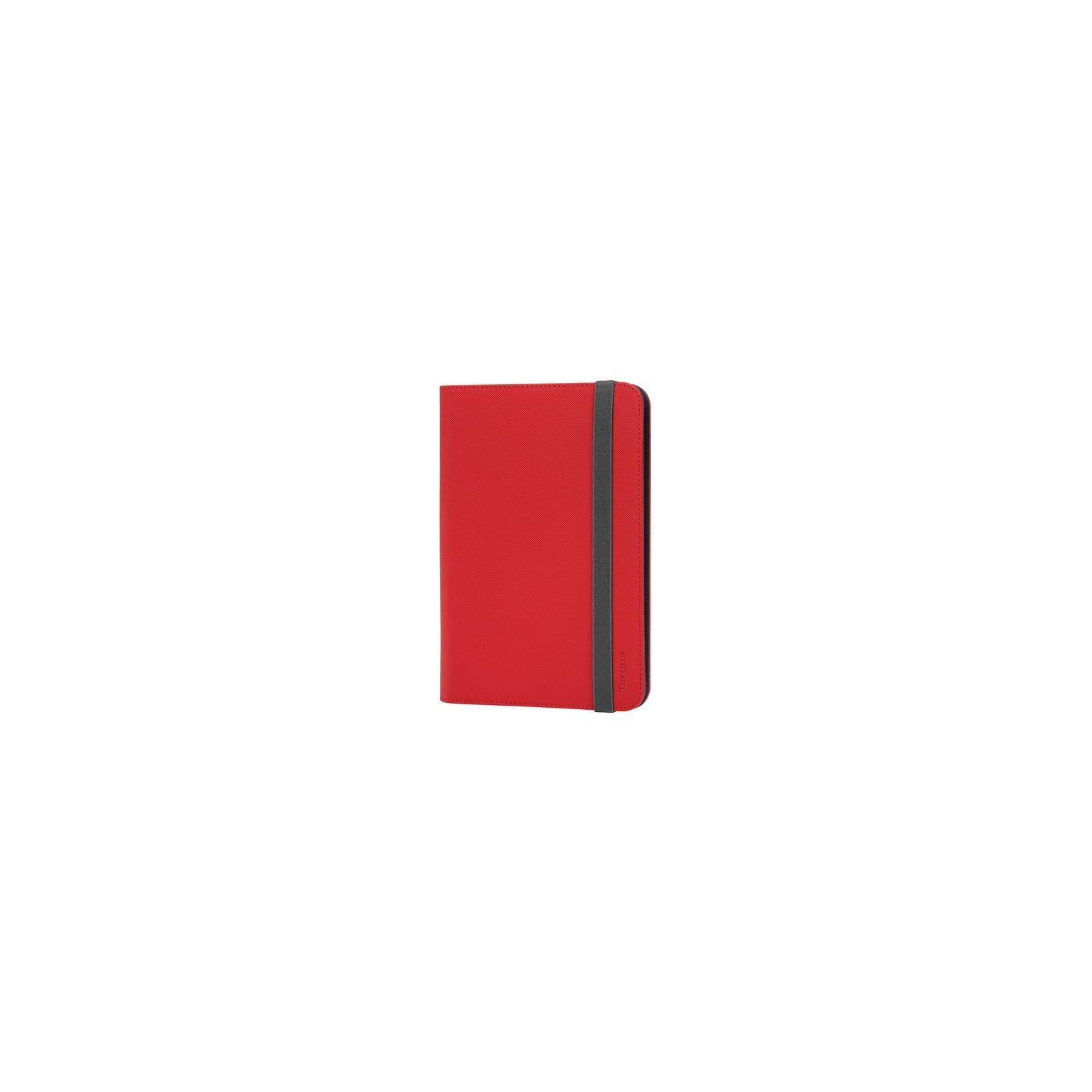 "Чехол для планшета Targus 7-8"" Universal RED stand (THZ33301EU) изображение 4"