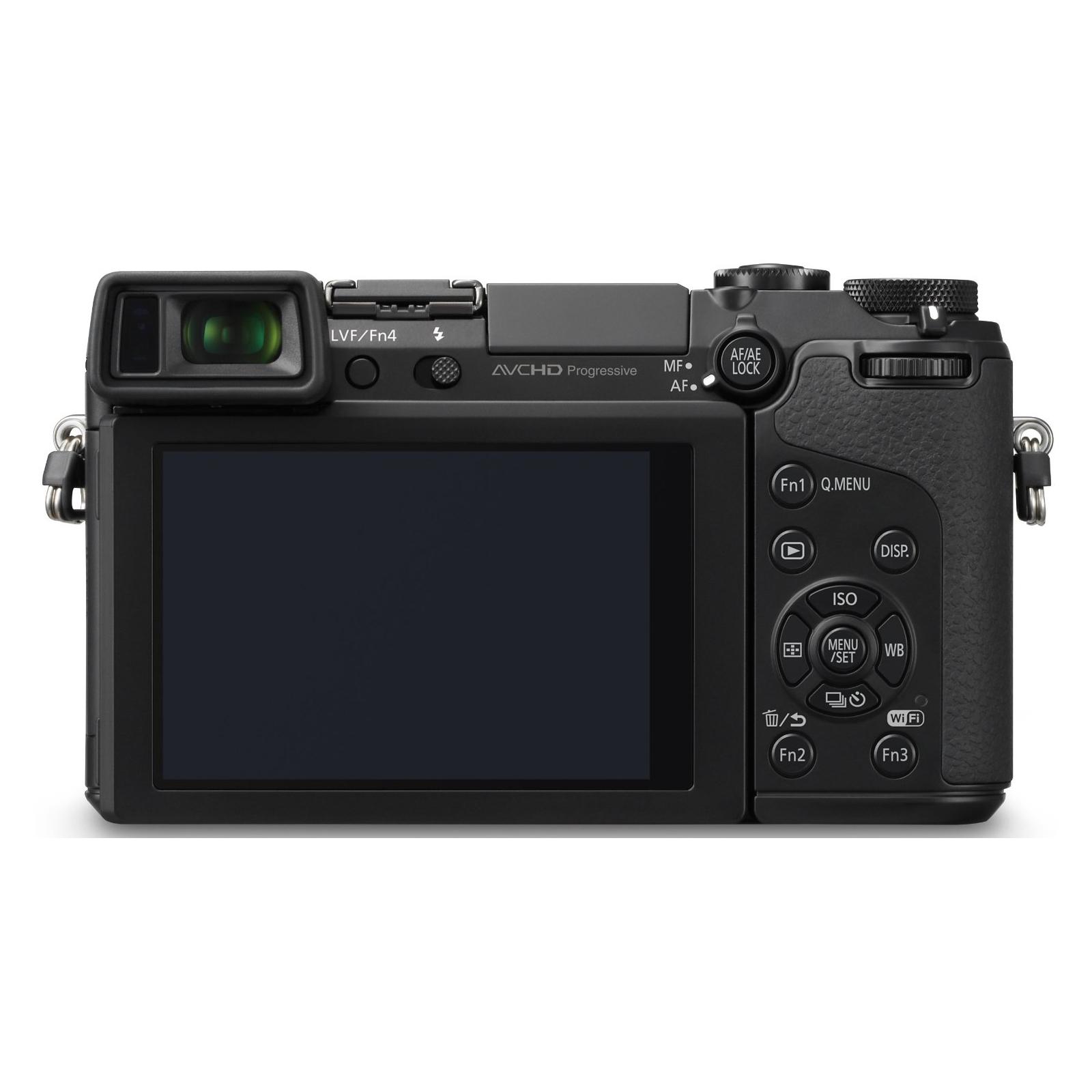 Цифровой фотоаппарат PANASONIC DMC-GX7 Kit 14-42mm black (DMC-GX7KEE-K) изображение 3