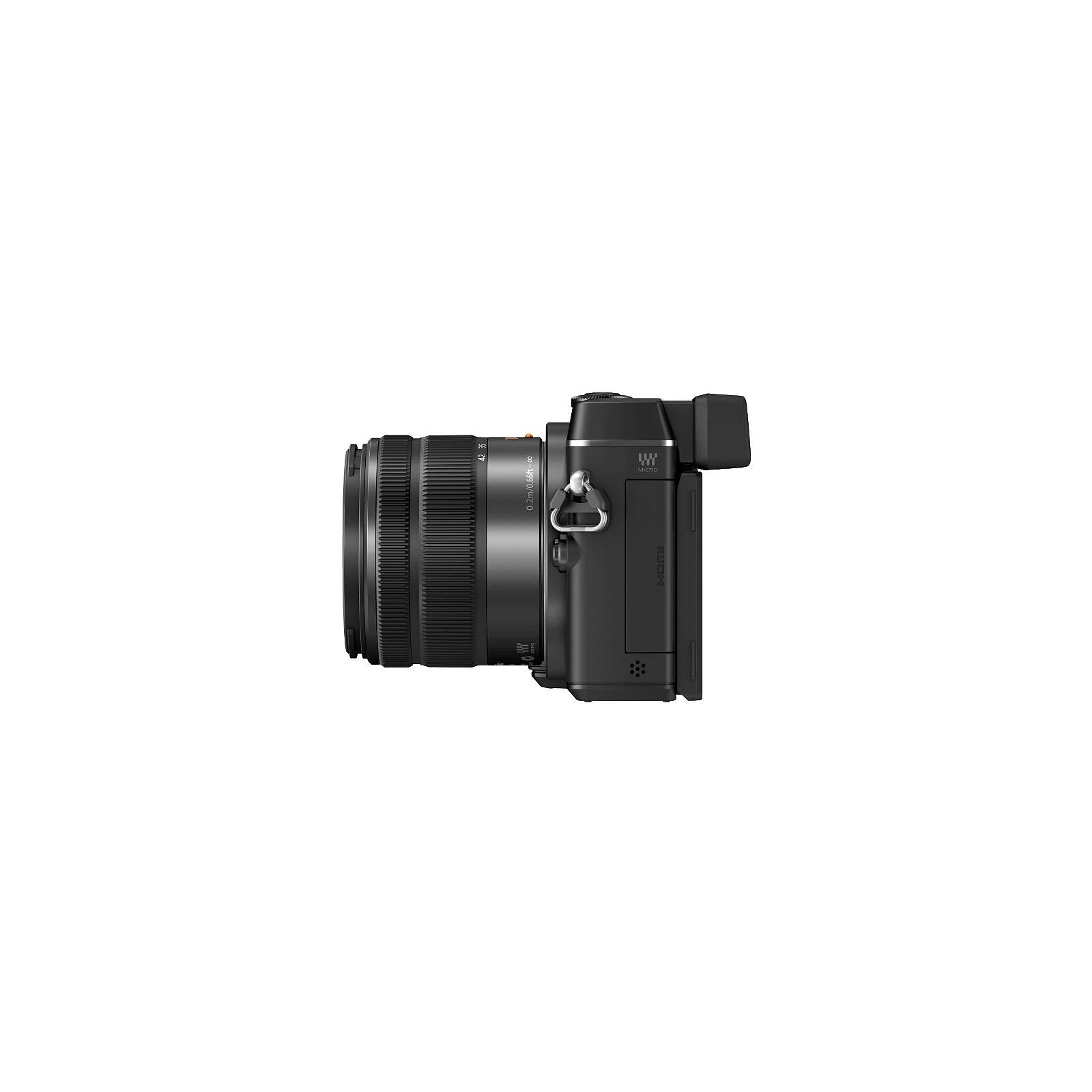 Цифровой фотоаппарат PANASONIC DMC-GX7 Kit 14-42mm black (DMC-GX7KEE-K) изображение 6