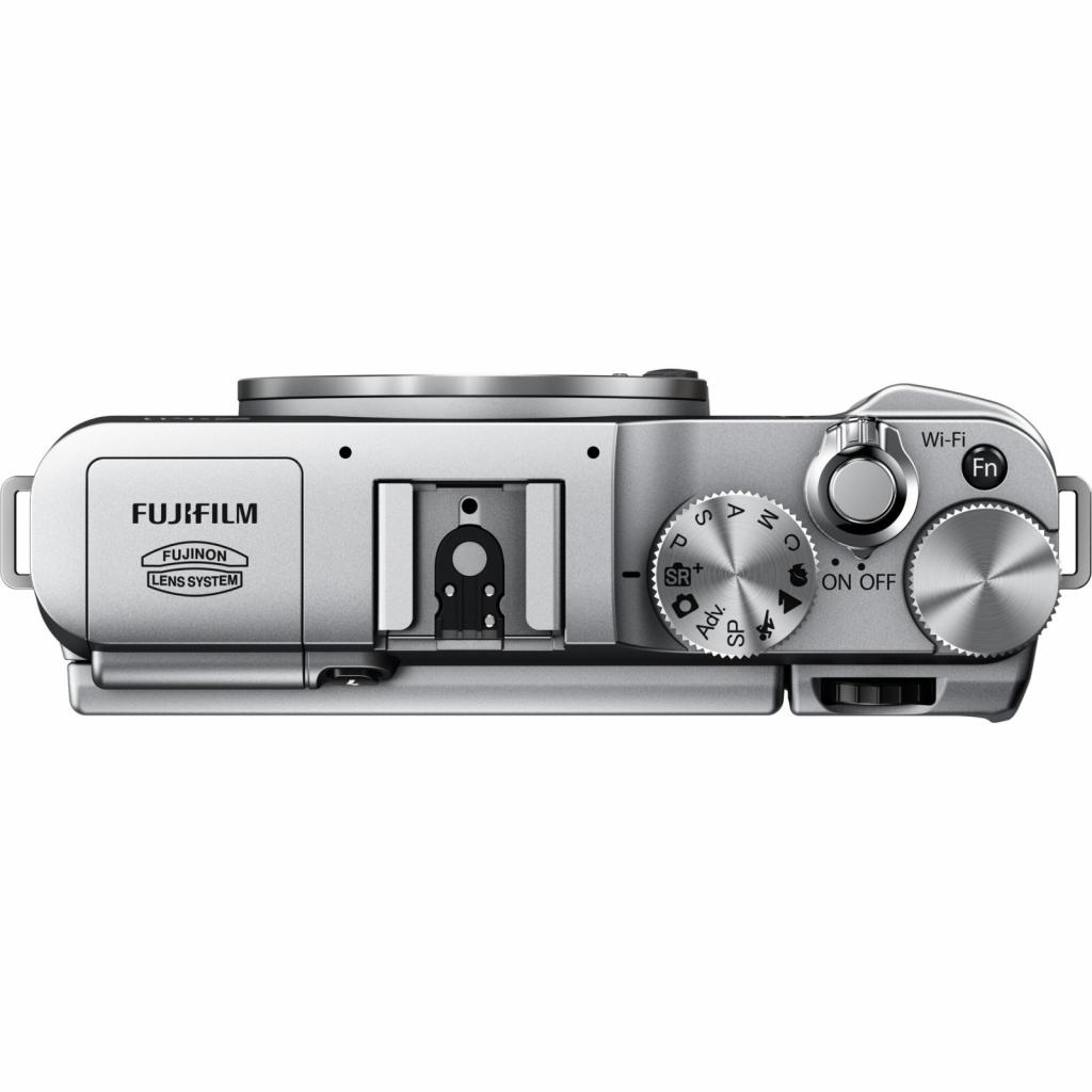 Цифровой фотоаппарат Fujifilm FinePix X-M1 body brown (16401696) изображение 3