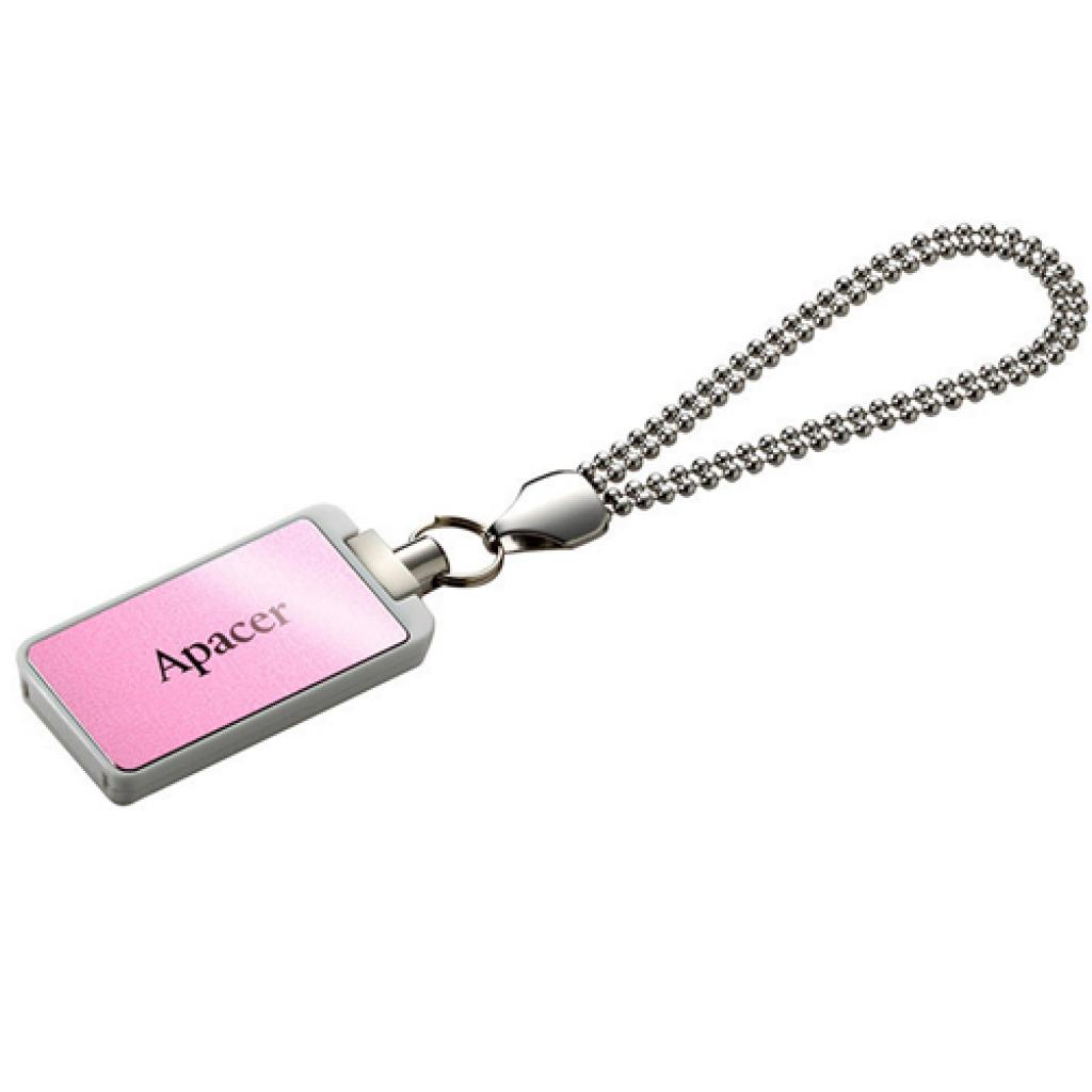 USB флеш накопитель 16GB AH129 Pink RP USB2.0 Apacer (AP16GAH129P-1)