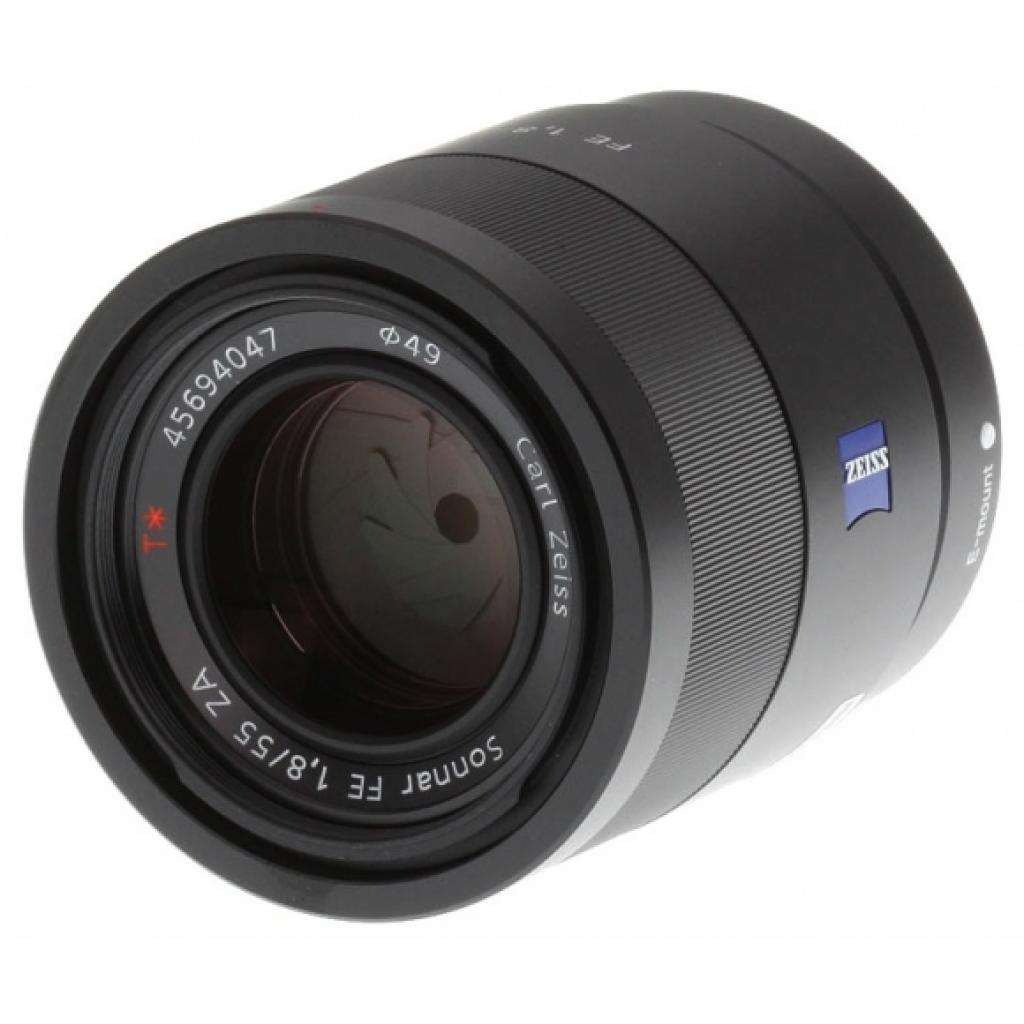 Объектив SONY 55mm f/1.8 Carl Zeiss for NEX FF (SEL55F18Z.AE)