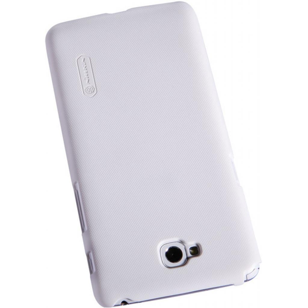 Чехол для моб. телефона NILLKIN для LG D686 Optimus G ProLite/Super Frosted/White (6129128) изображение 3