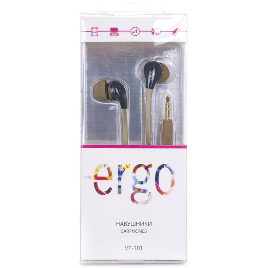 Наушники Ergo VT-101 Golg изображение 2