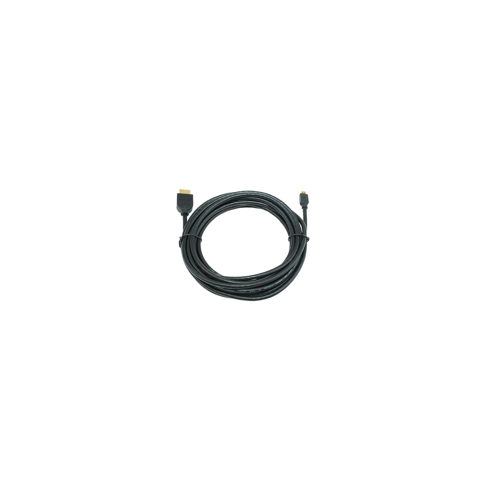 Кабель мультимедийный HDMI A to HDMI D (micro), 4.5m Cablexpert (CC-HDMID-15) изображение 2