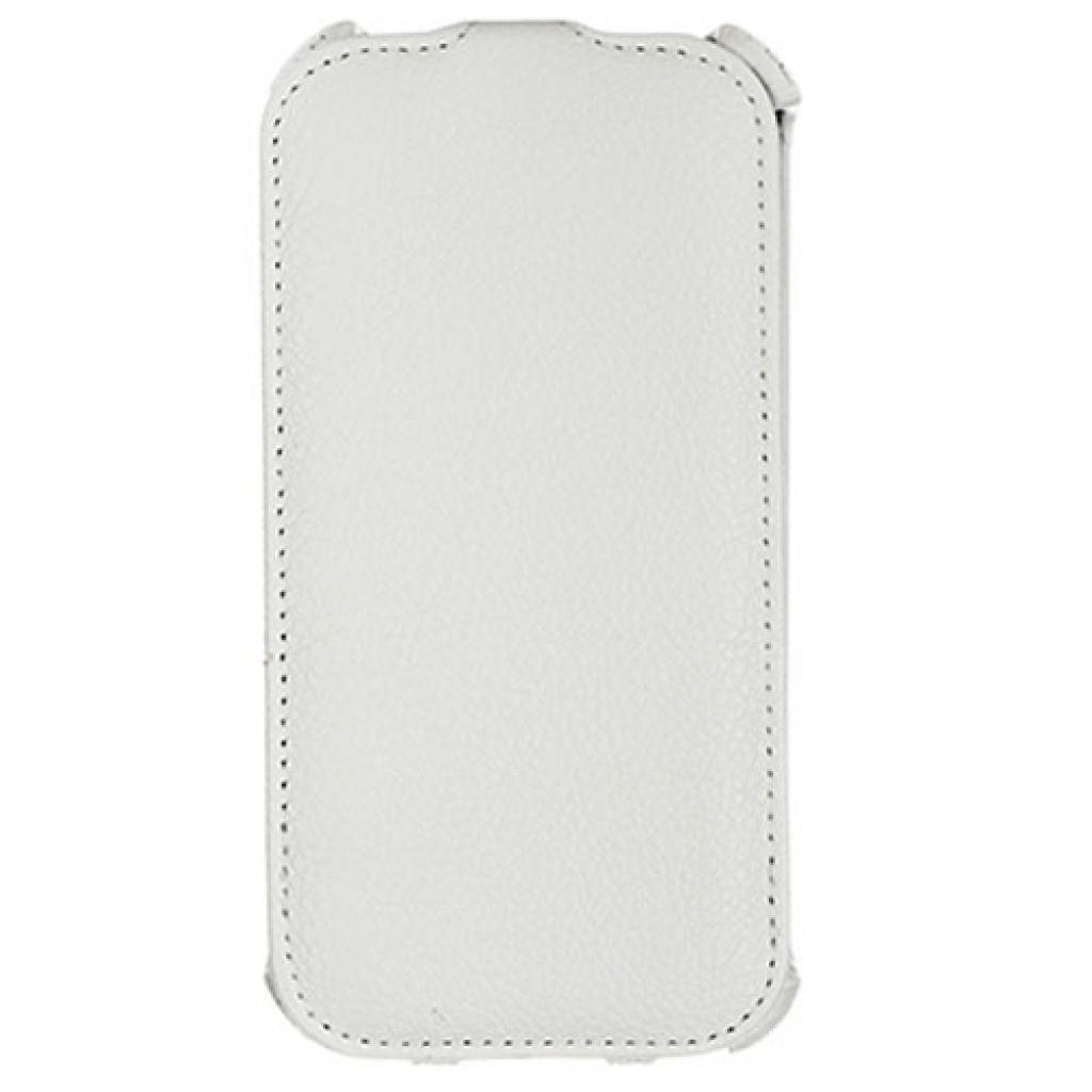 Чехол для моб. телефона для HTC Desire 700 (White) Lux-flip Drobak (218899)