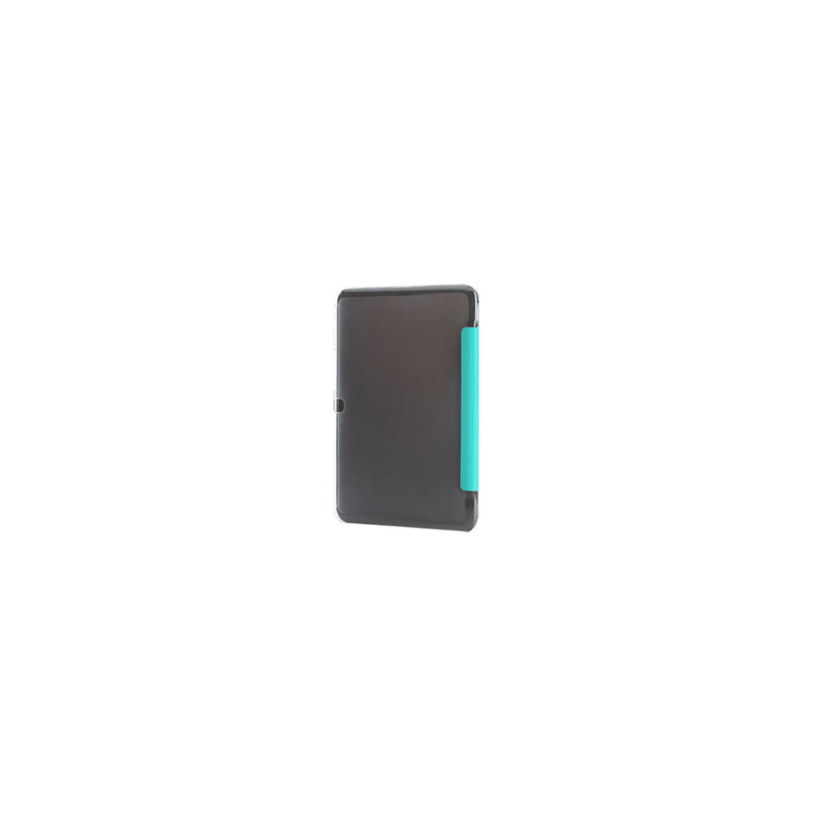 Чехол для планшета Rock Samsung Galaxy Tab 4 10.1 New elegant series azure (Tab 4 10.1-65462) изображение 2