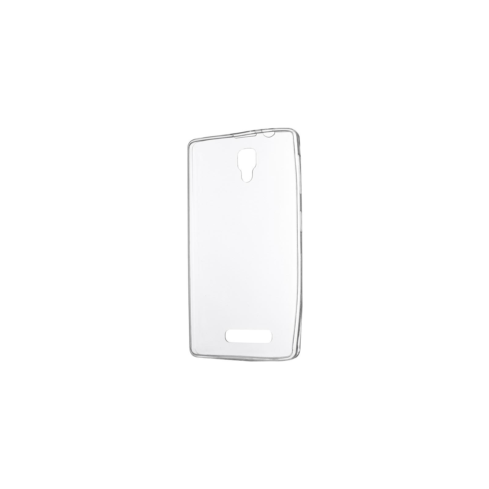 Чехол для моб. телефона Drobak для Lenovo A1000 (Clear) (219205) изображение 2