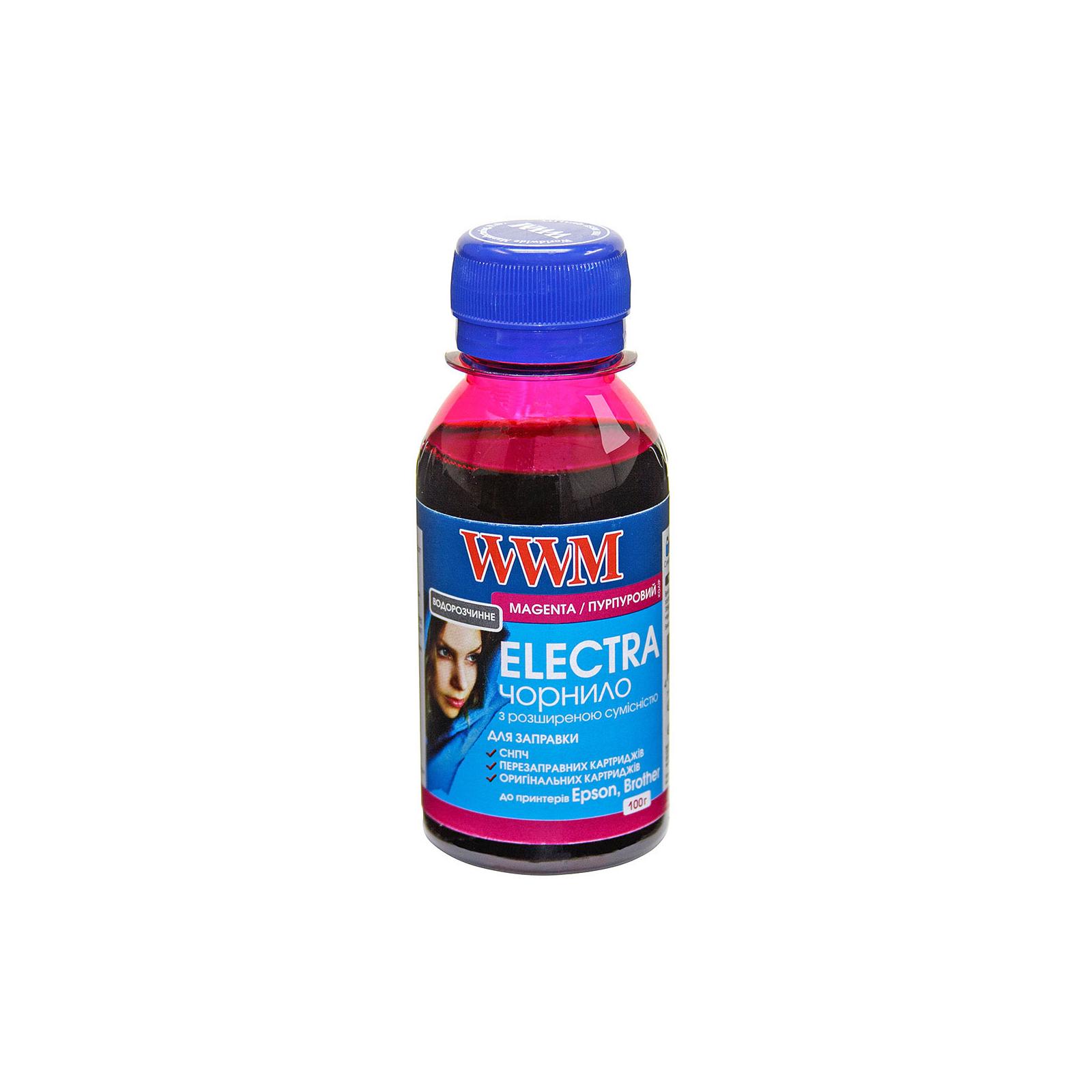 Чернила WWM EPSON UNIVERSAL ELECTRA 100ml Magenta (EU/M-2)