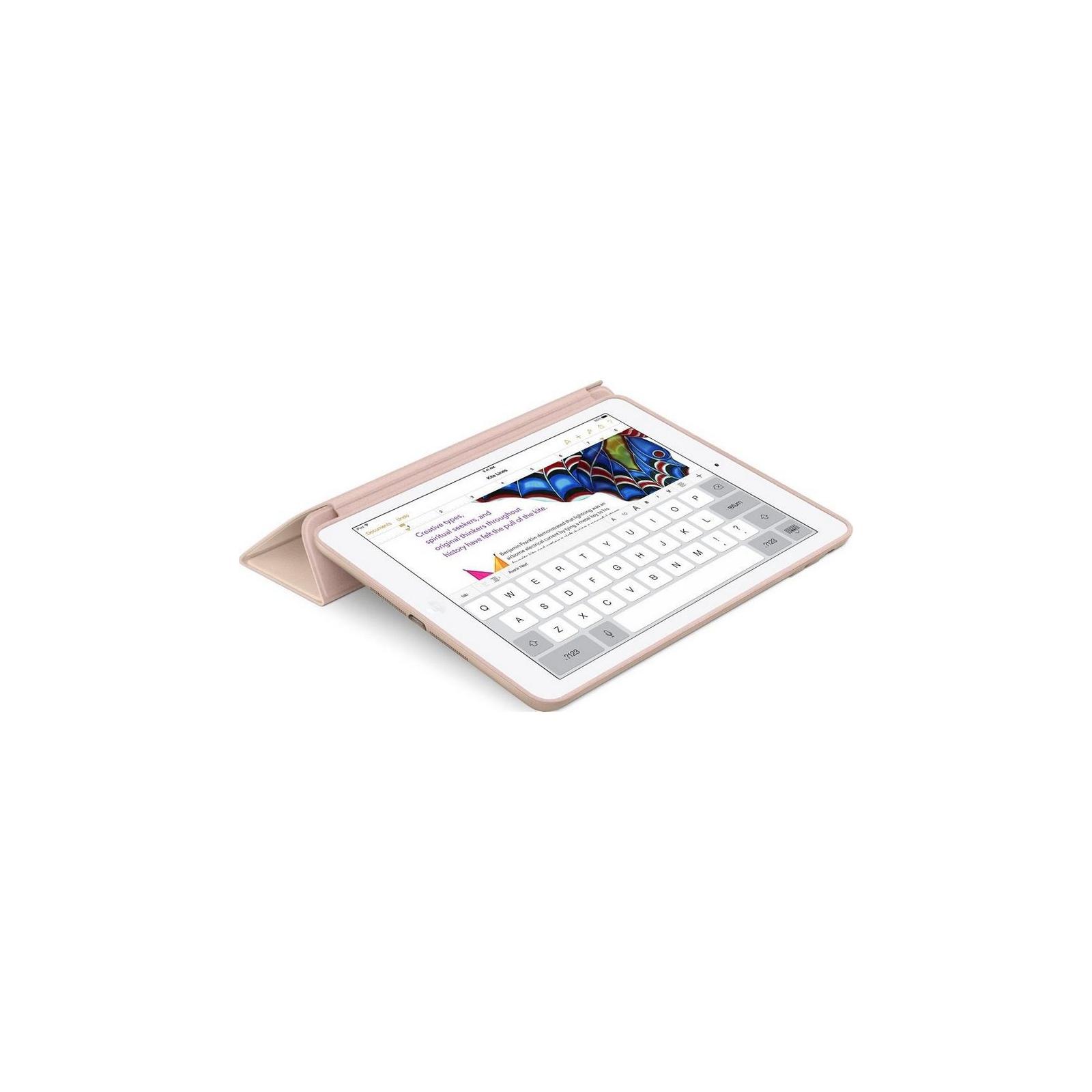 Чехол для планшета Apple Smart Case для iPad Air (beige) (MF048ZM/A) изображение 4
