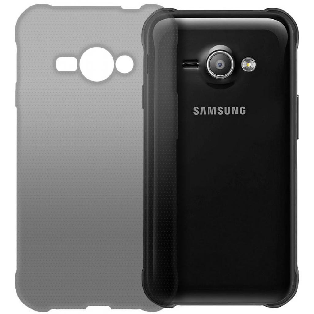 Чехол для моб. телефона GLOBAL для Samsung J110 Ace (темный) (1283126468582)