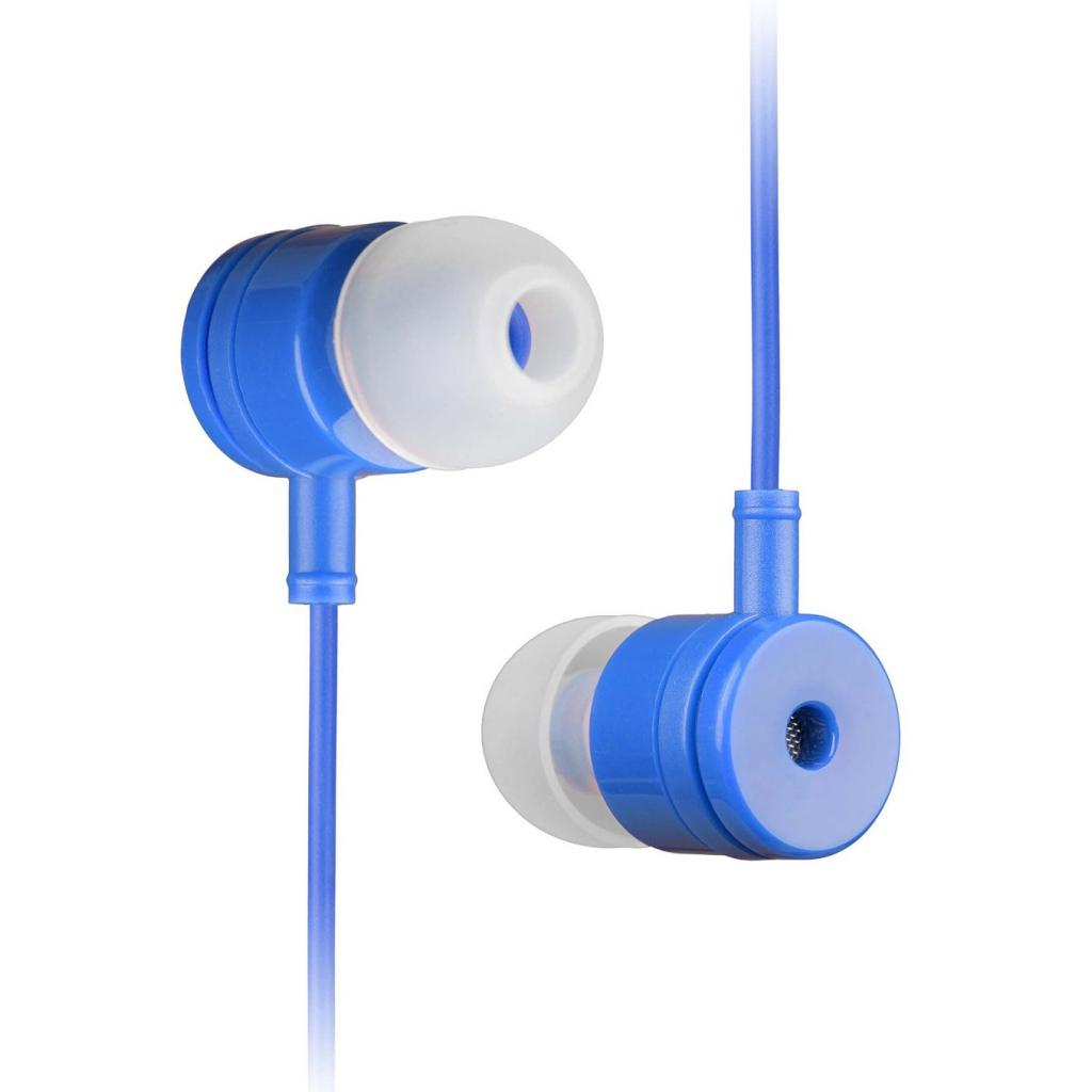 Наушники KitSound KS Vibes Earphones Blue (KSVIBBL) изображение 2