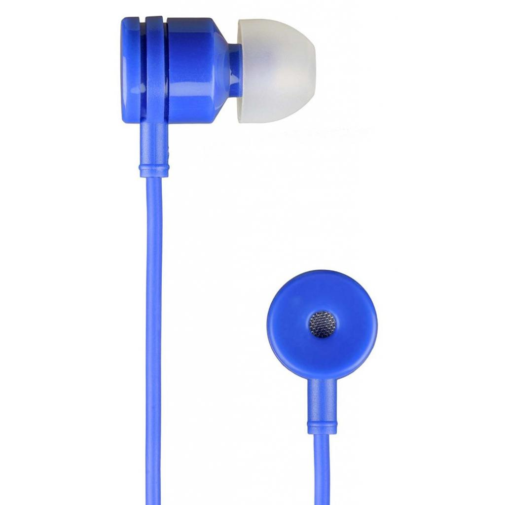 Наушники KitSound KS Vibes Earphones Blue (KSVIBBL) изображение 3