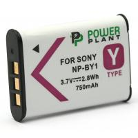 Аккумулятор к фото/видео PowerPlant Sony NP-BY1 (DV00DV1409)