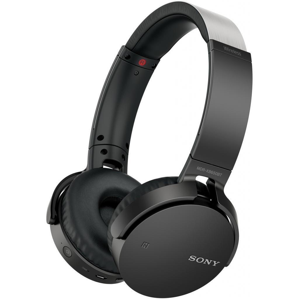 Навушники SONY MDR-XB650BT Black (MDRXB650BTB.E) ціни в Києві та ... 091e07b21e703