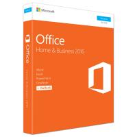 Офисное приложение Microsoft Office 2016 Home and Business English (T5D-02710)