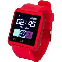 Смарт-часы ATRIX Smart watch E08.0 (red)